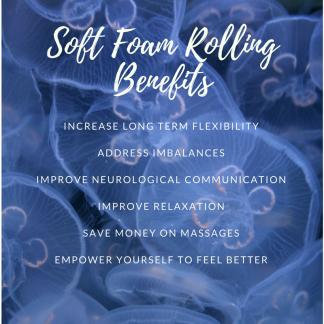 Foam Rolling Benefits