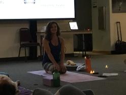 Yoga with Slides!
